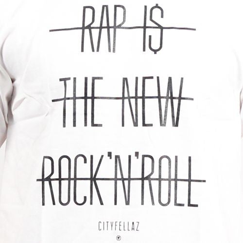 Rap New Rock Tee