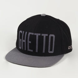 Straight Ghetto Cap
