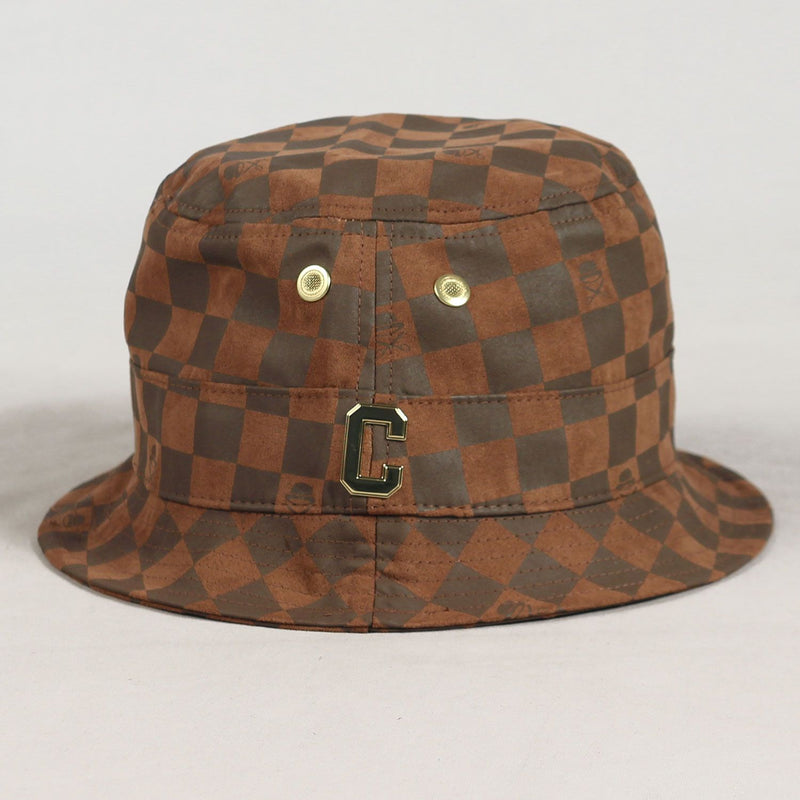 GLD Checkers Bucket Hat