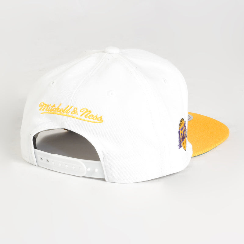 Trowback Lakers Cap
