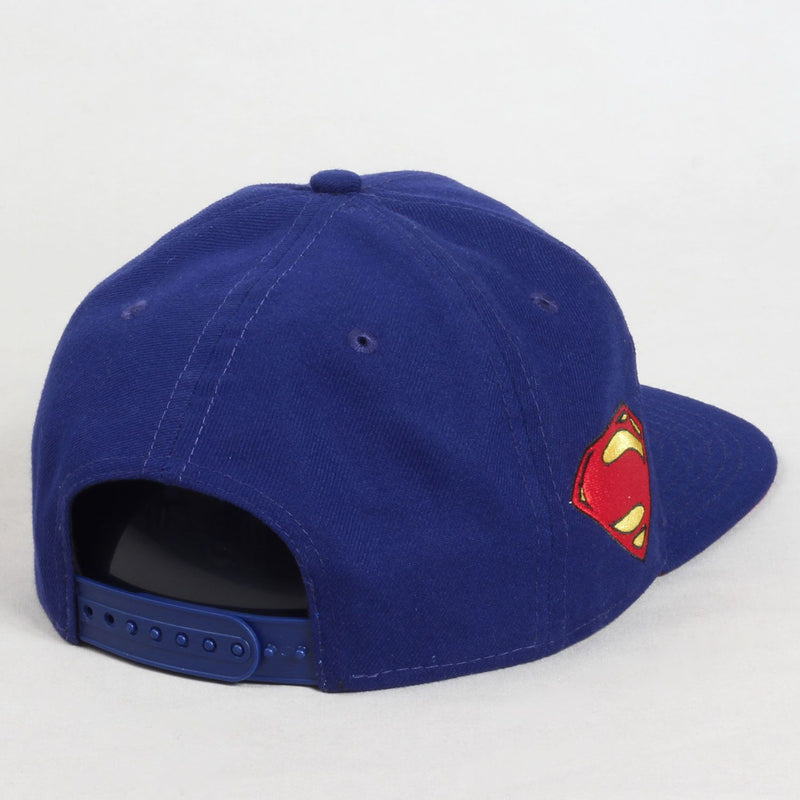 Retroflect Superman Cap