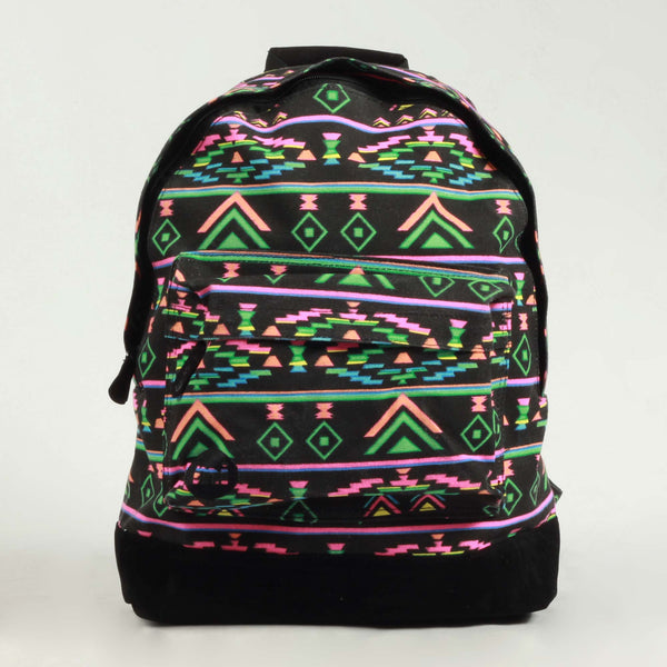 Aztec Neon Backpack