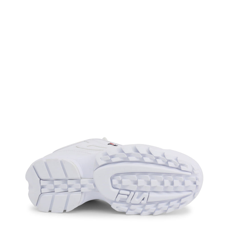 Basket full blanche Fila - DISRUPTOR-LOW_1010302