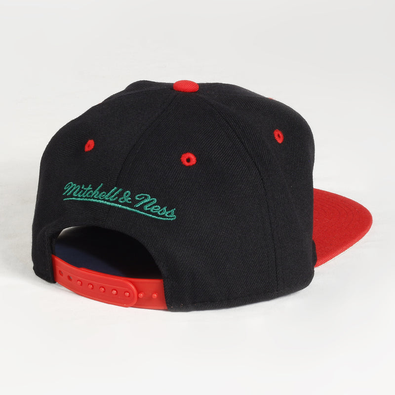 Black Tri Pop Blackhawks Cap