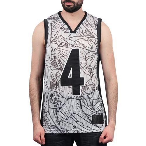 His Airness Mesh Tank