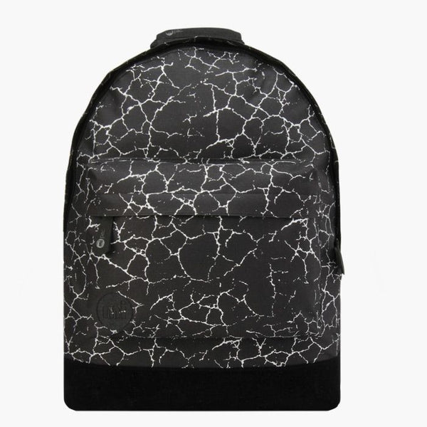 Cracked Backpack