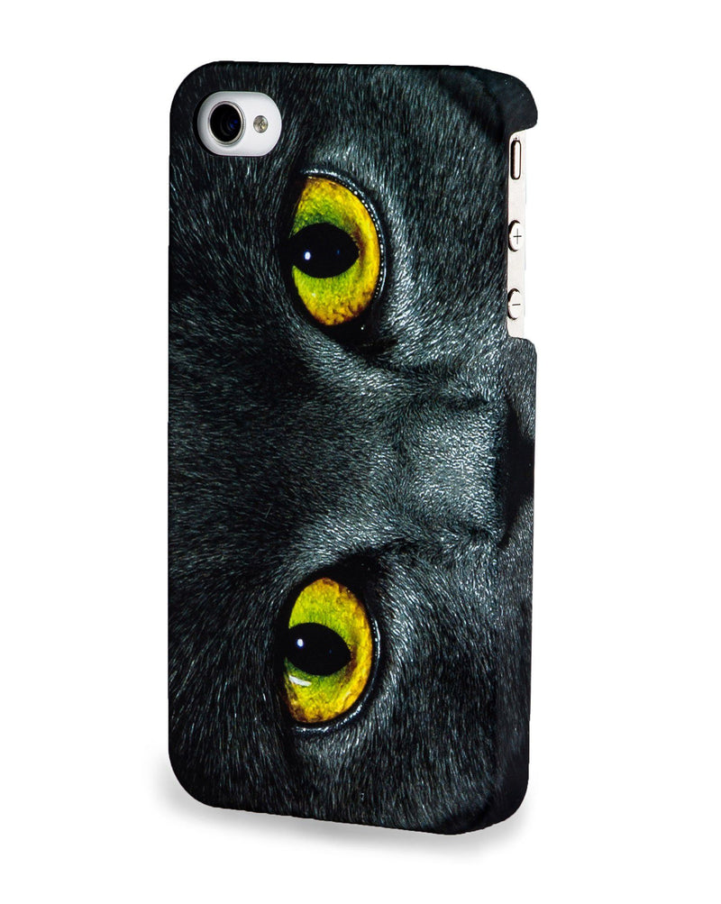 Coque Iphone 4/4S Et 5/5S Yeux Chat