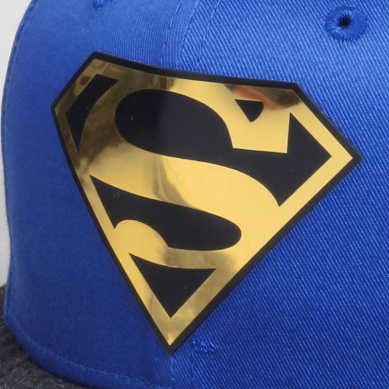 Logo Weld Superman Cap