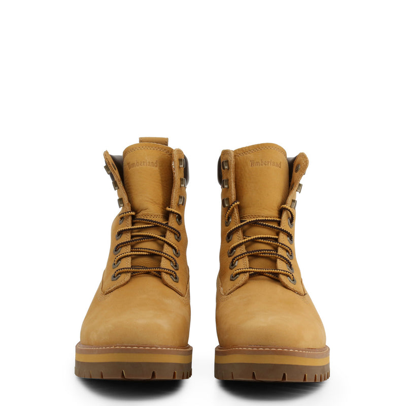 Bottines chaussure camel homme Timberland - CURMA-GUY