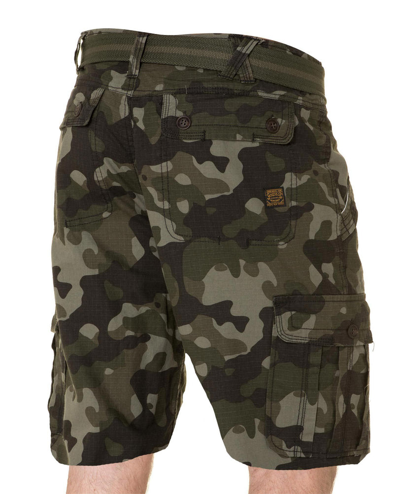 Bermuda Homme Style Militaire