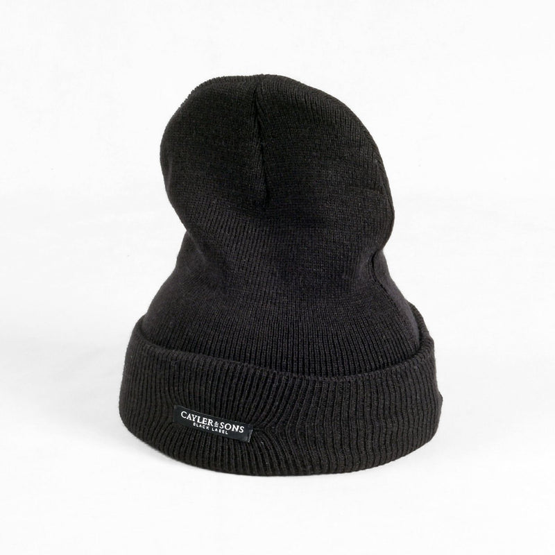 Zipped Old School Beanie