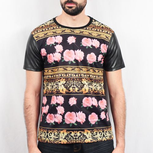 Ornements and Roses Tee