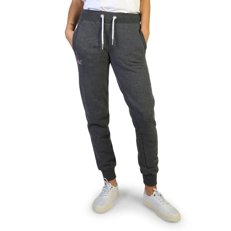 Pantalon femme molleton sweatpants Superdry - G70023NS