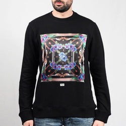 Silk Crewneck Sweater