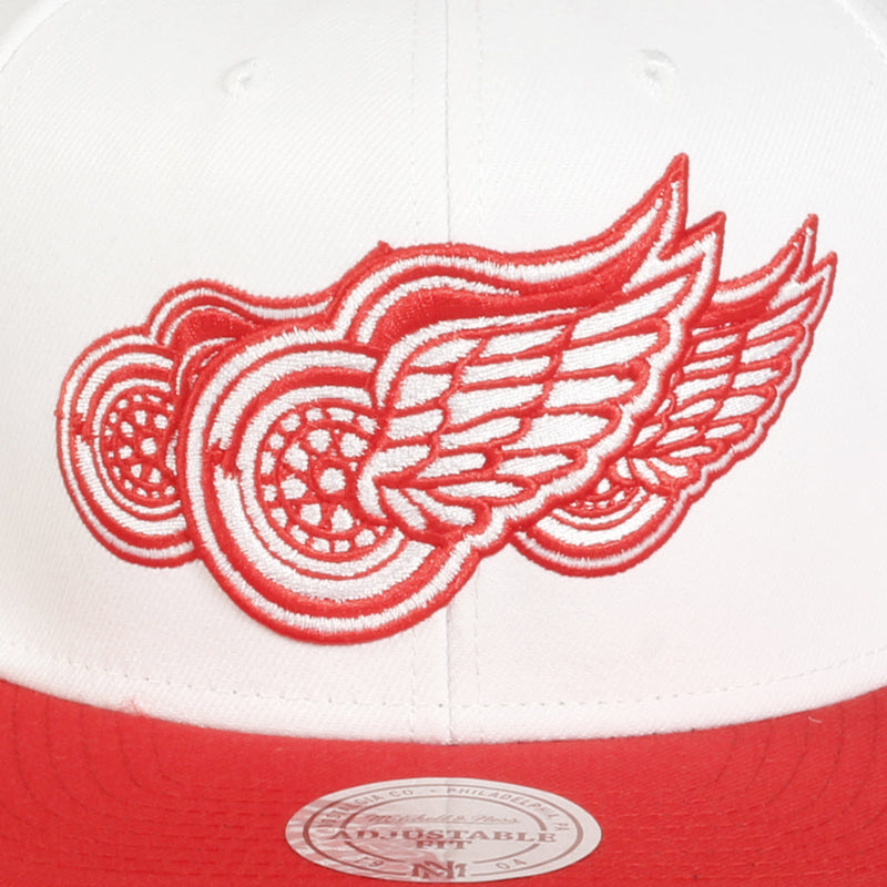 Tri Stack Red Wings Cap