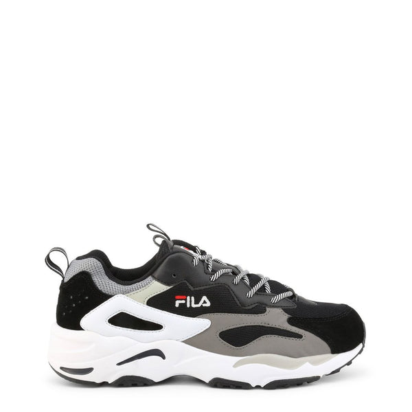 Chaussures Fila ray tracer sneakers pour homme tri color à lacets