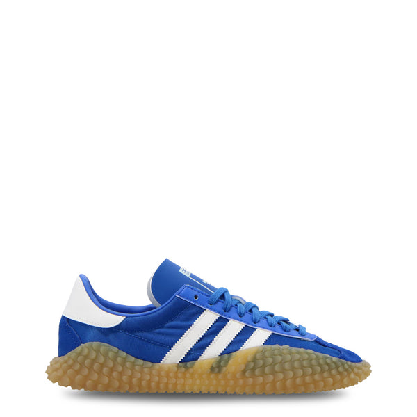 Chaussures sneakers homme bleu Adidas - CountryxKamanda