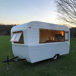 Custom Camper - Aero Build