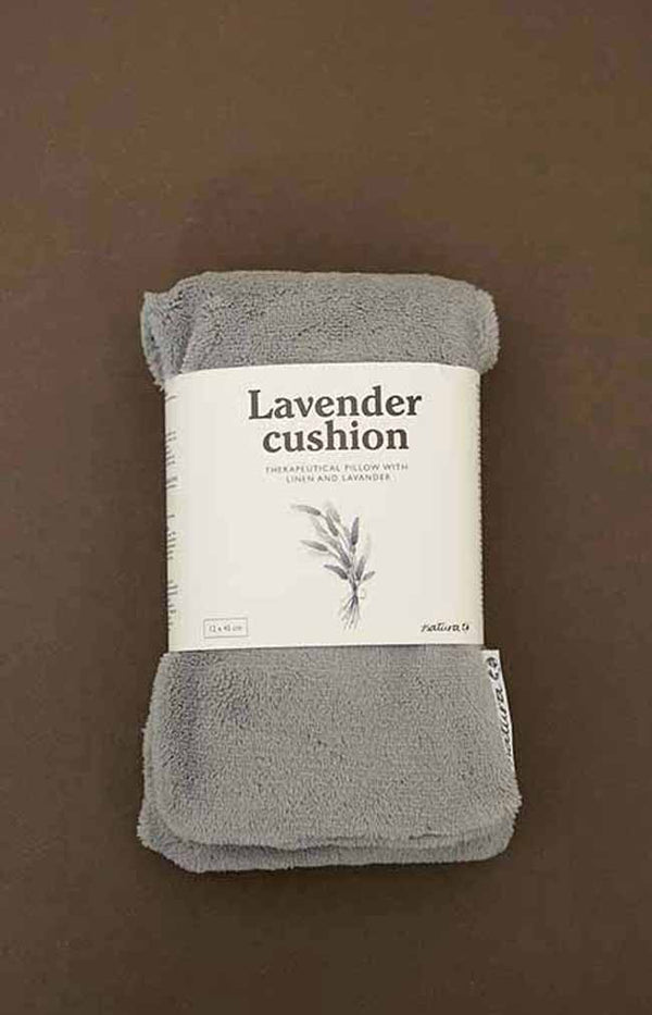 Lavender Therapy Pillow - Grey