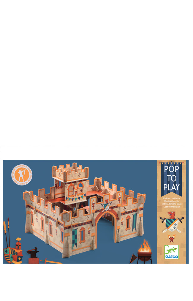 Pop To Play - Medieval castle