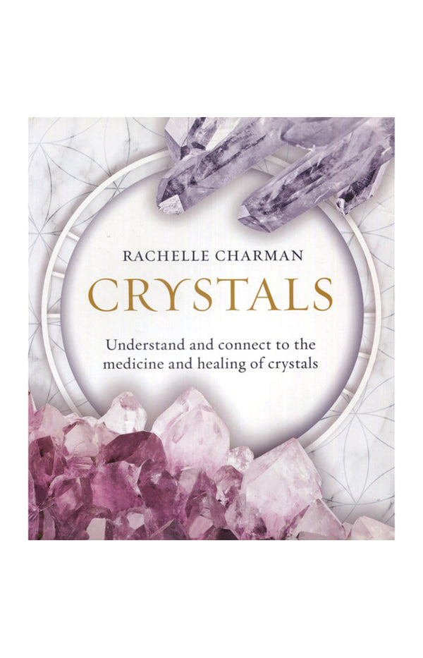 Crystals Book - Rachelle Charman