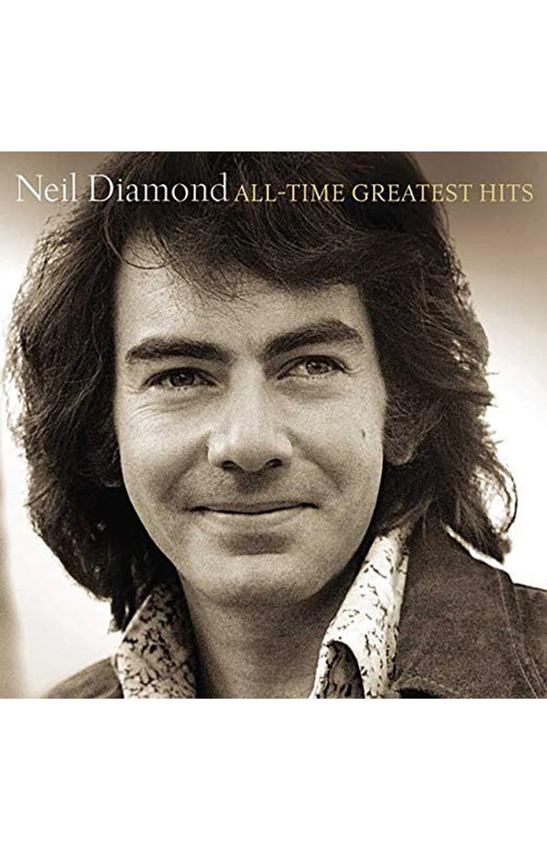 All Time Greatest Hits - Neil Diamond - Vinyl Record