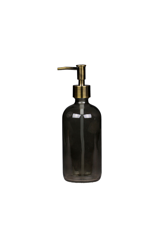 Pump Bottle - 480ml - Coal