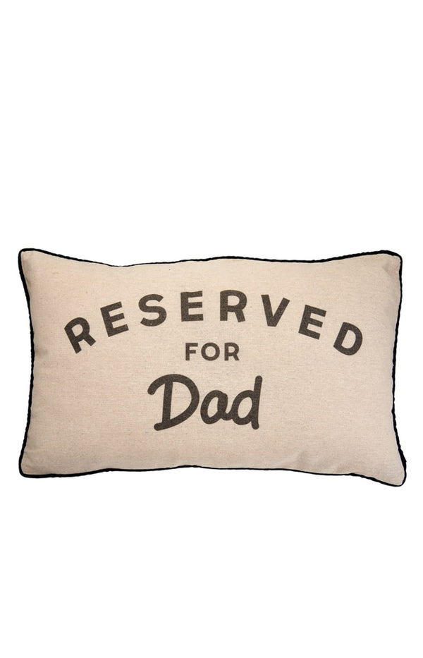 Cushion RESERVED FOR DAD