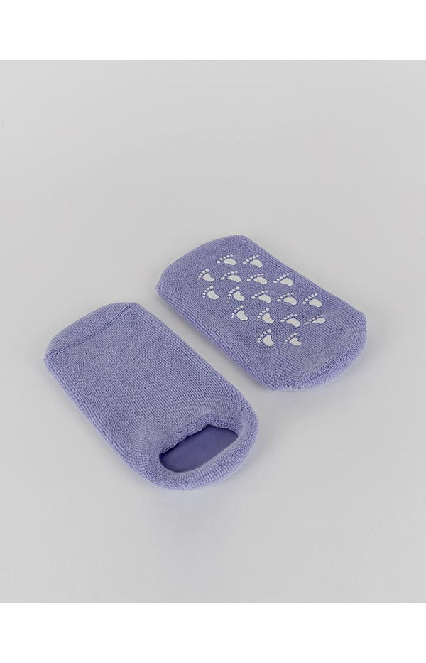Gel Spa Socks - Lavender