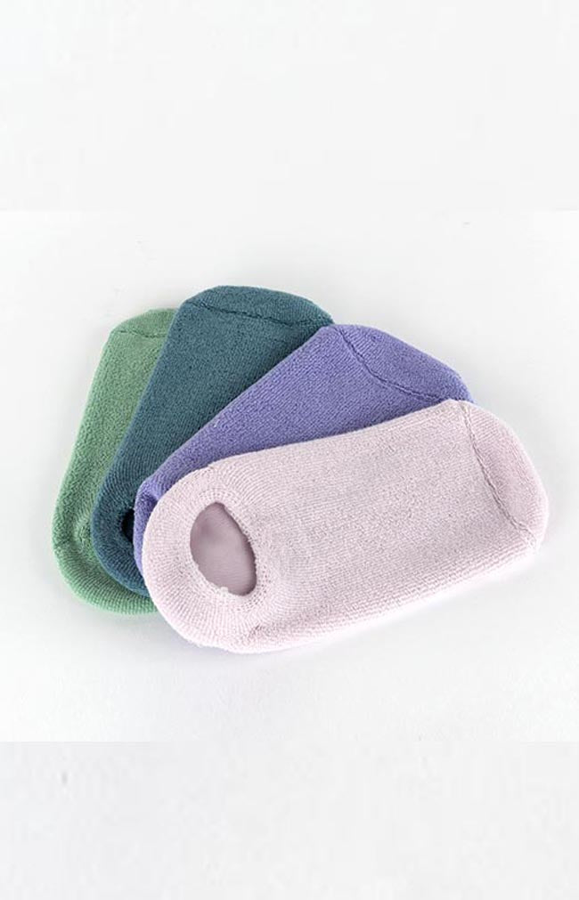 Gel Spa Socks - Blue