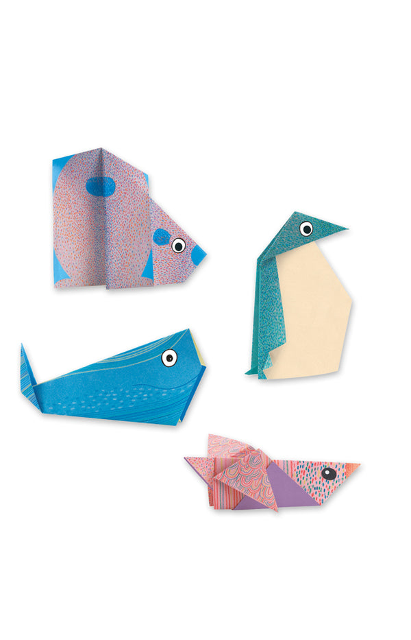 Origami - Polar animals