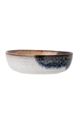 Jules - Handmade Stoneware Serving Bowl - Multi