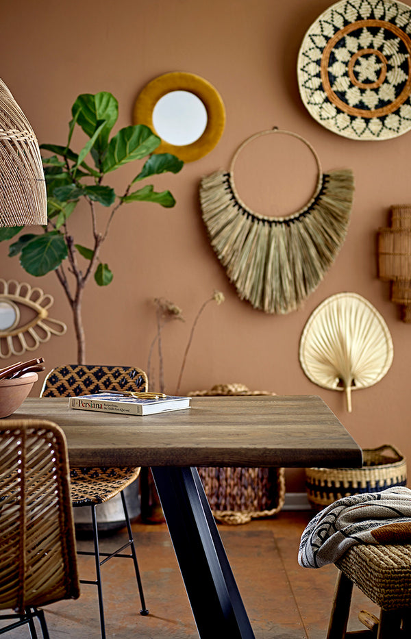 Palm Leaf Wall Deco - Natural