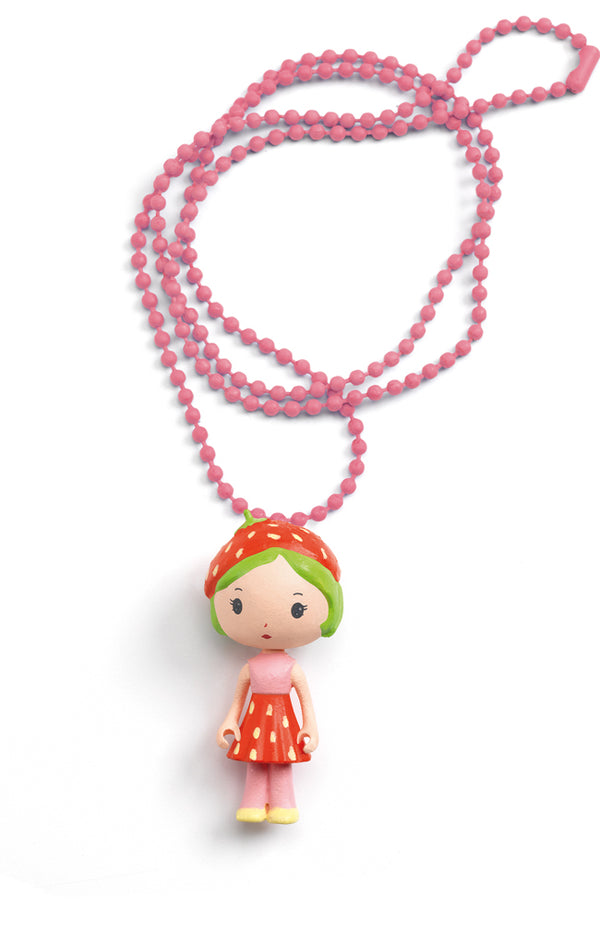 Tinyly - Berry Necklace