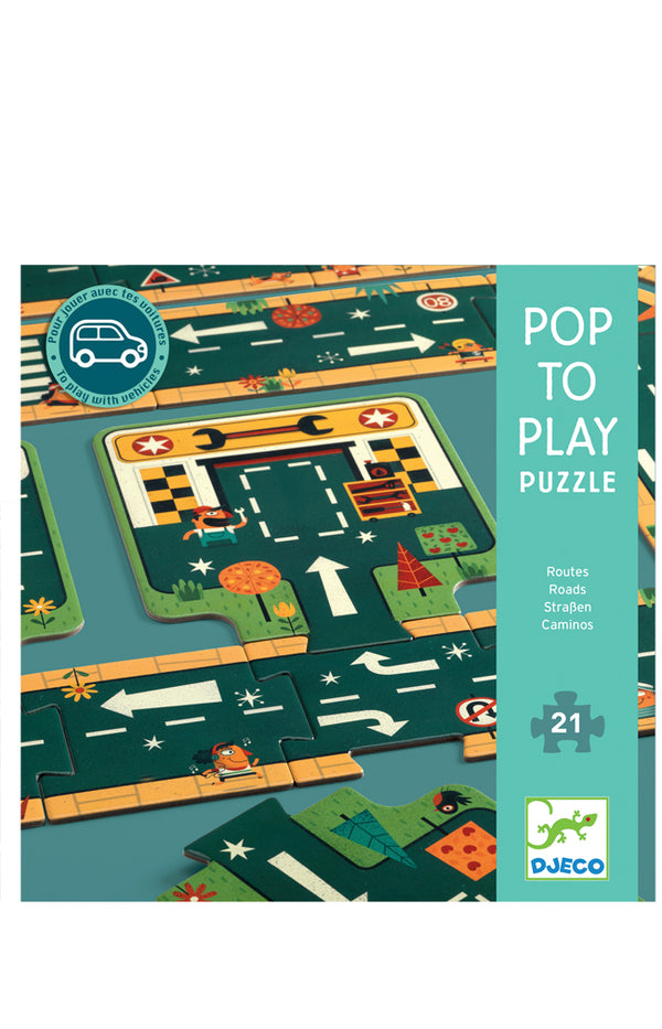 Pop To Play - Roads
