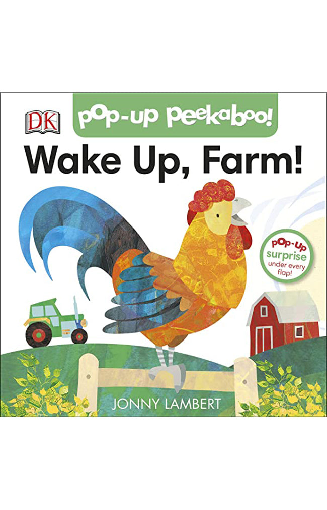 Jonny Lamberts Wake Up, Farm!