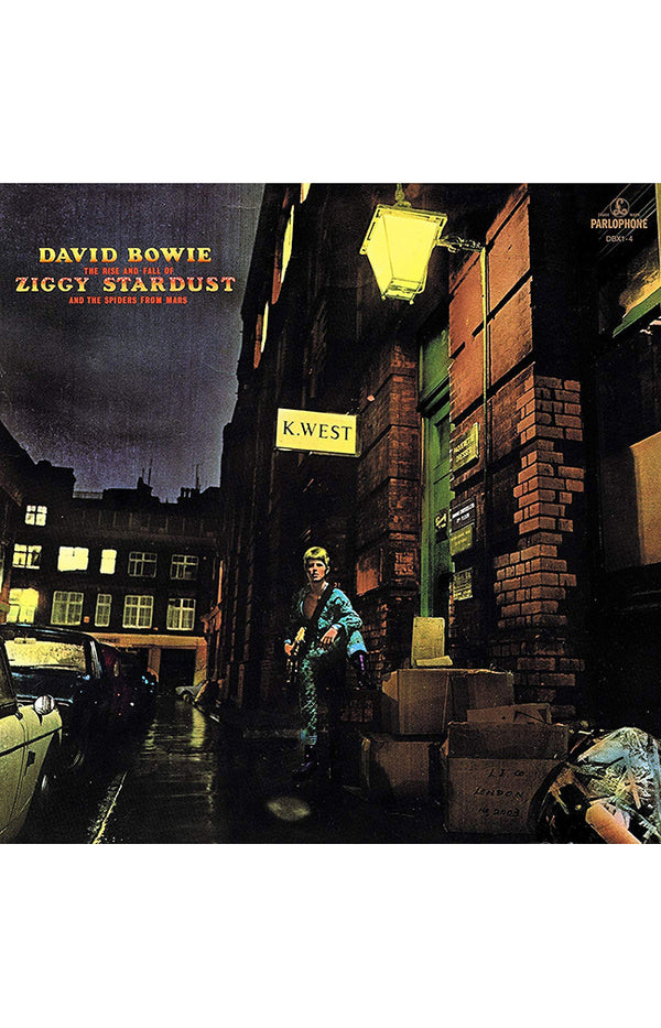 David Bowie - The Rise and Fall of Ziggy Stardust and the Spiders from Mars - Vinyl Record