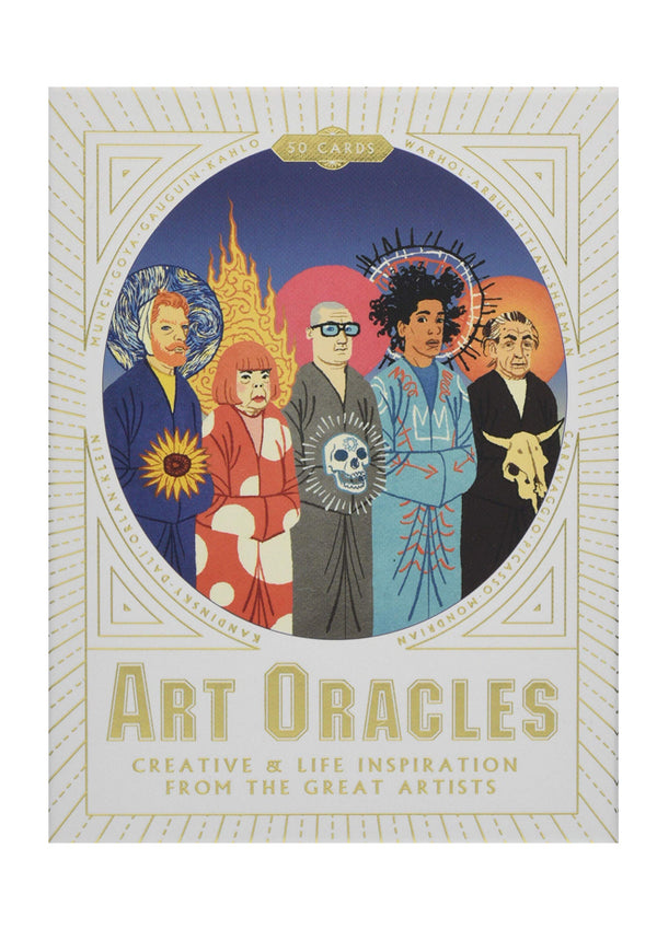 Art Oracles : Cards