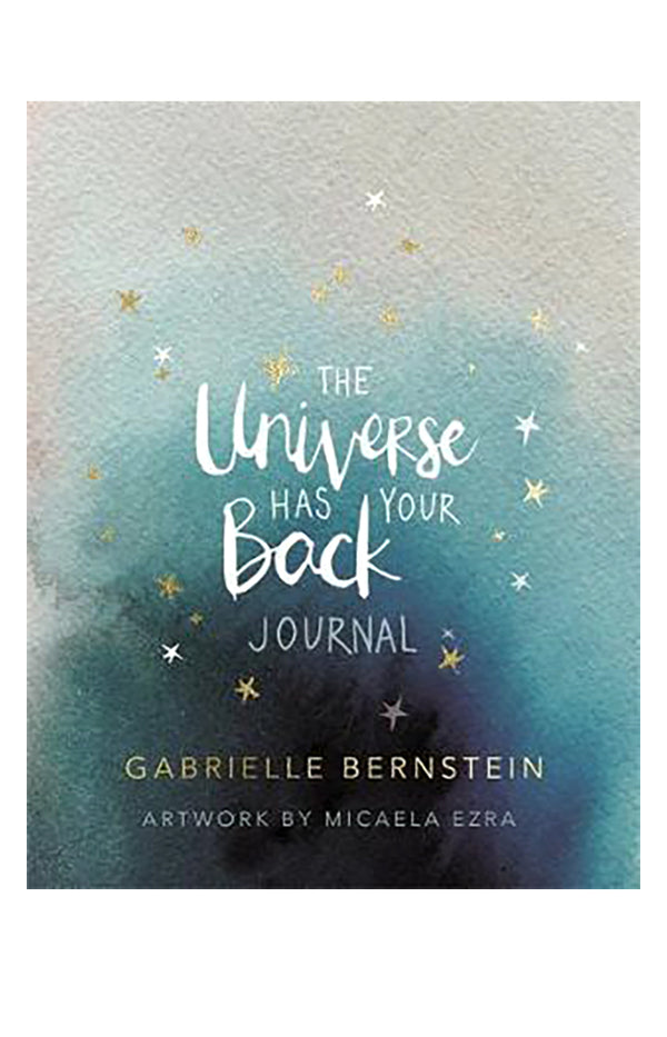 Universe Has Your Back - Journal