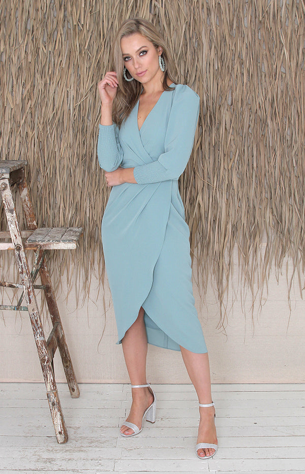 Georgie Dress - Mint