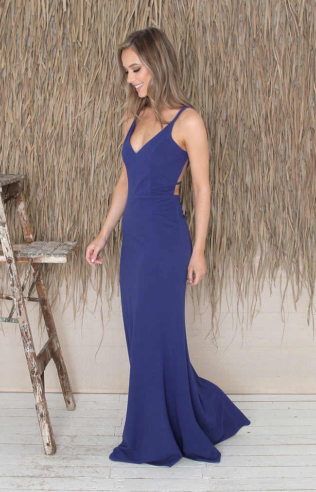 Talita Gown - Royal Blue