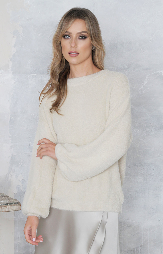Birdie Jumper - Cream