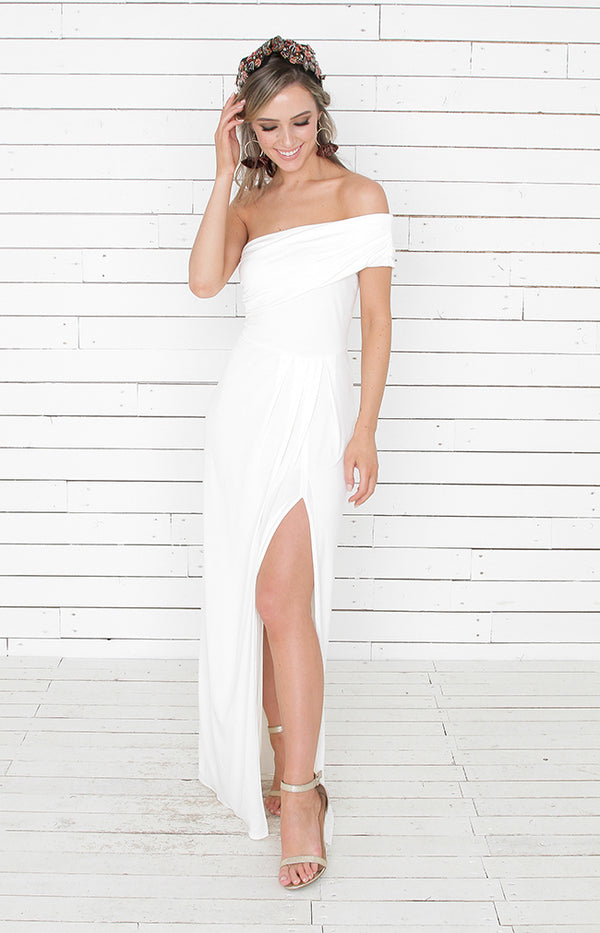 Andrea Gown - Ivory