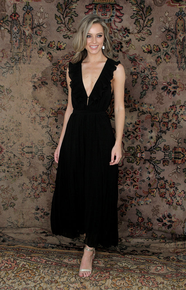 Willow Dress - Black