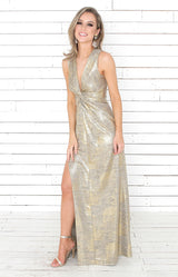 Daphne Gown - Gold