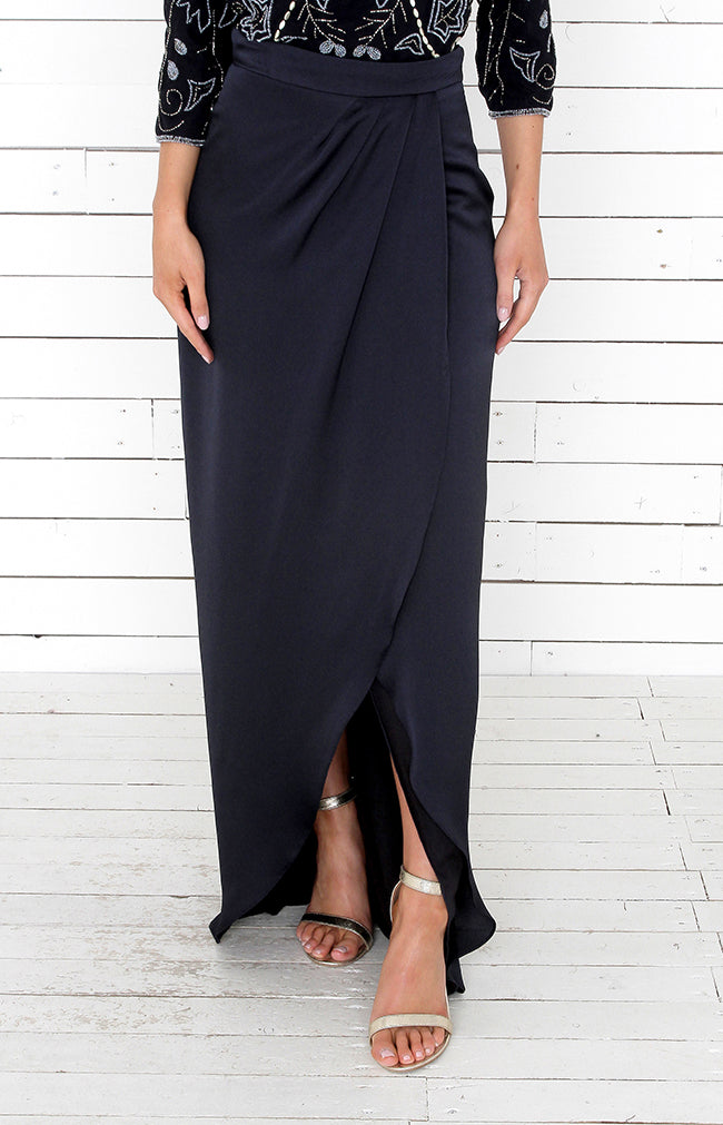 Stella Skirt - Midnight