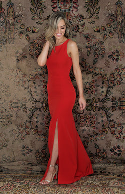 Selena Gown - Red