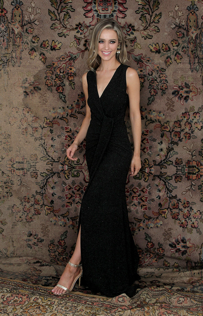 Catalina Gown - Black