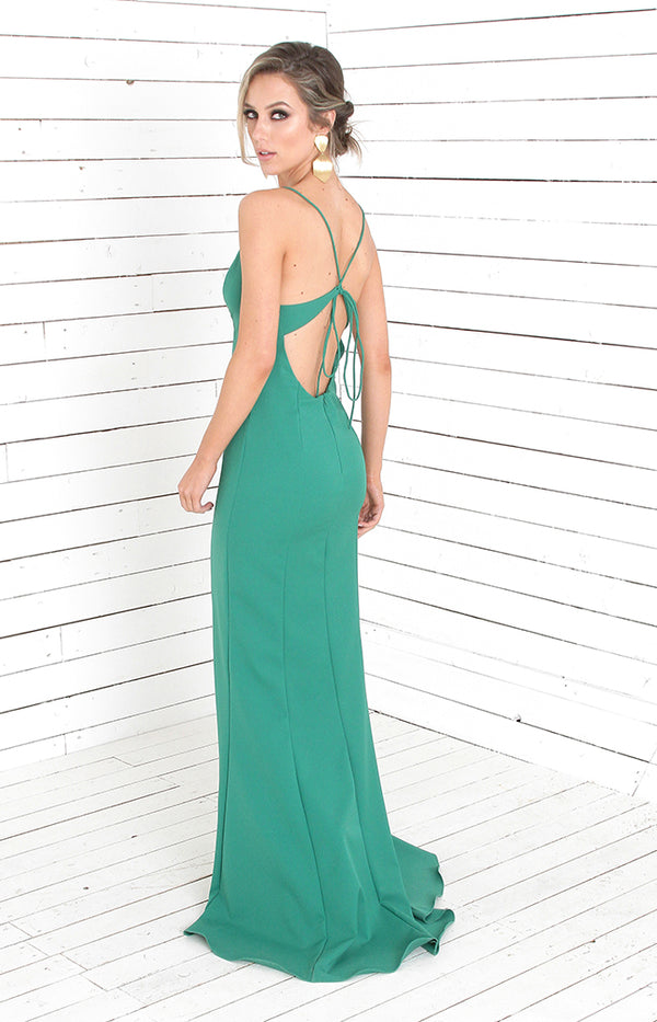 Mylo Gown - Clover