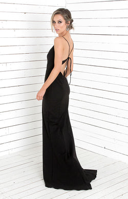 Mylo Gown - Black